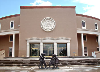 The New Mexico State Capitol